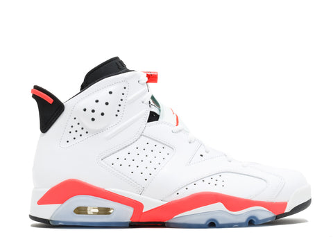 "Air Jordan 6 Retro ""White Infrared 2014""  384664 123"