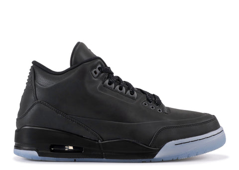"Air Jordan 3 Retro 5LAB3 ""REFLECTIVE BLACK"" 631603 010"