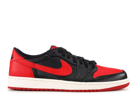 "Air Jordan 1 Retro Low GS ""BRED""  Pre-Owned"