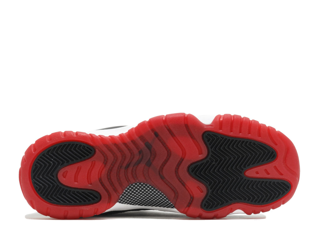 "Air Jordan 11 Retro Gs ""BRED LOW"" 528896 012"