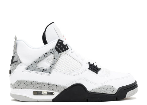 "Air Jordan 4 Retro OG ""White Cement 2016"" 840606 192 ."