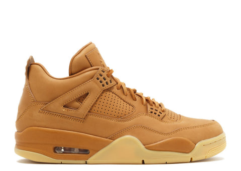 "Air Jordan 4 Retro ""Wheat"" 819139 205 ."