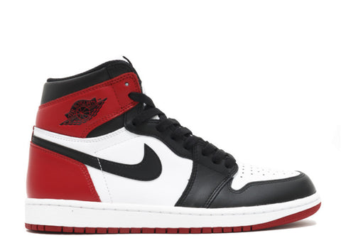 "Air Jordan 1 Retro High OG ""Black Toe 2016"" 555088 125"