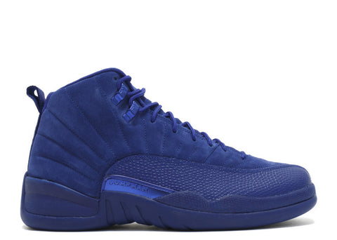 "Air Jordan 12 Retro ""Deep Royal""  130690 400"