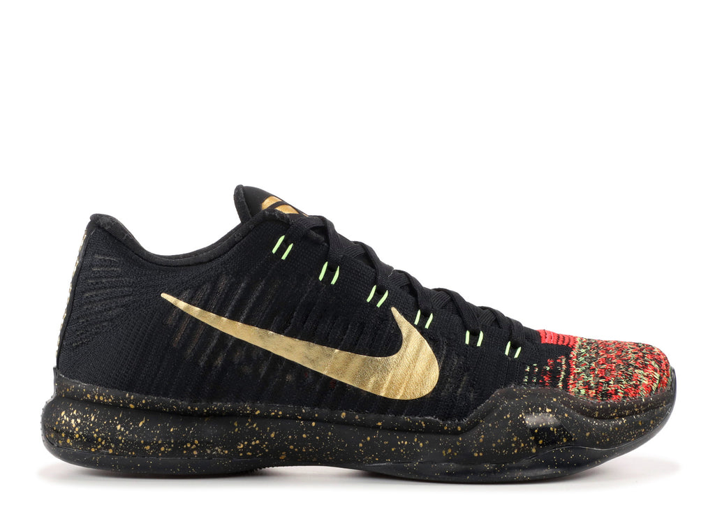 Nike KOBE 10 ELITE LOW ''CHRISTMAS'' 802560 076