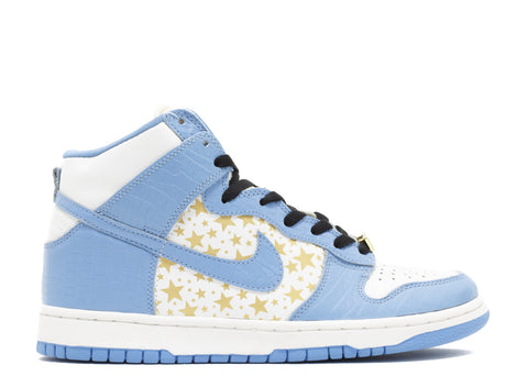 "NIKE DUNK HIGH PRO SB SUPREME ""BLUE STAR"""