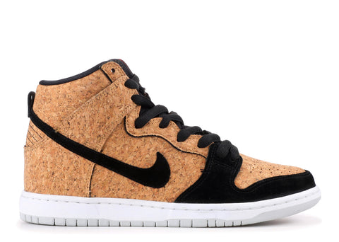 "NIKE DUNK HIGH PREMIUM SB ""CORK"" 313171 026"