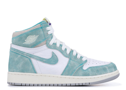 "AIR JORDAN 1 RETRO HIGH OG (GS) ""TURBO GREEN"" 575441 311"