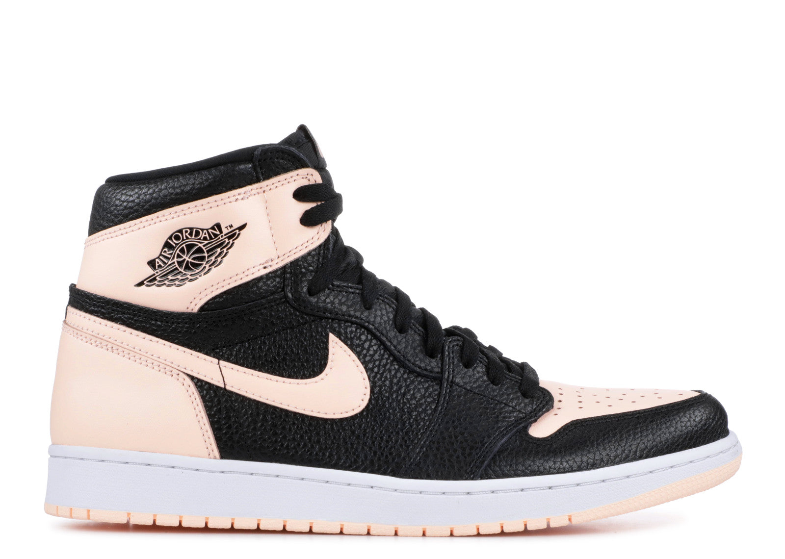 "Air Jordan 1 Retro High OG ""Black Crimson Tint""  555088 081"