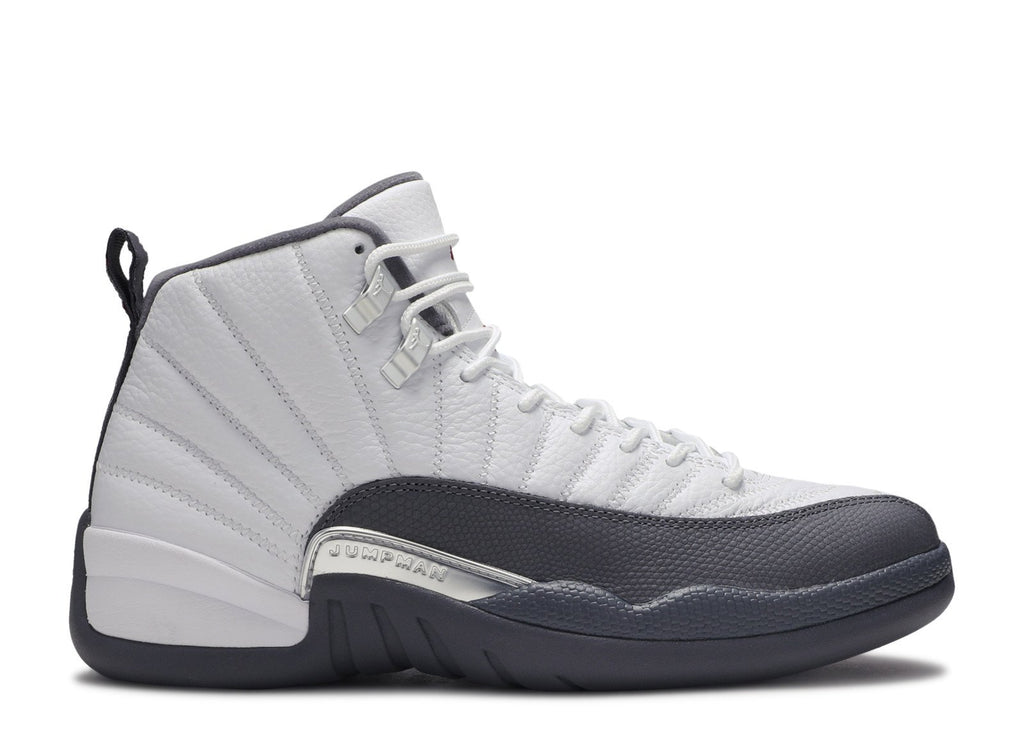 "Air Jordan 12 RETRO ""WHITE GREY"" 130690 160"