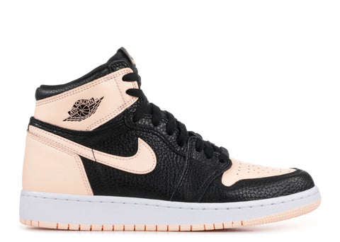 "Air Jordan 1 Retro High OG ""Black Crimson Tint"" GS 575441 081"