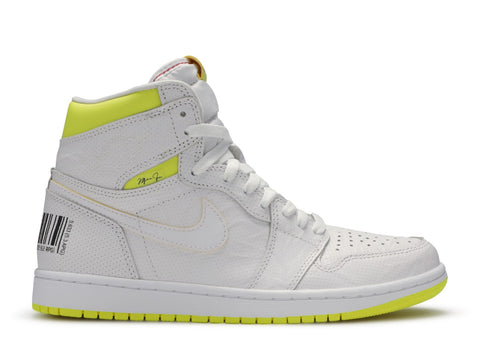 "AIR JORDAN 1 HIGH OG ""FIRST CLASS FLIGHT"" 555088 170"