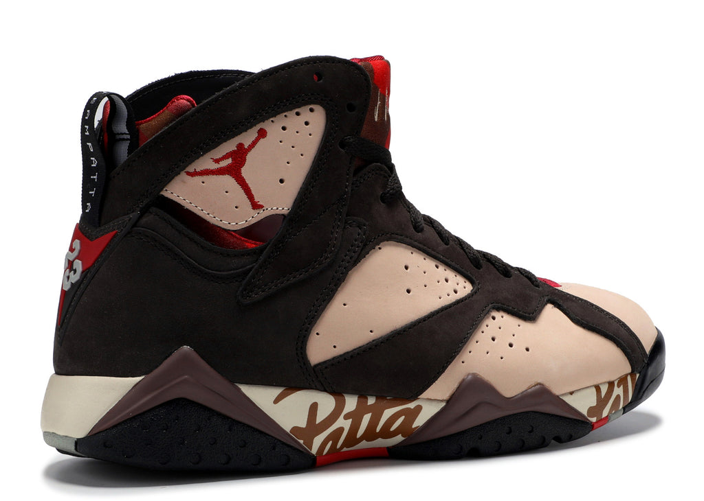"AIR JORDAN 7 RETRO x PATTA ""SHIMMER"" AT3375 200 ."