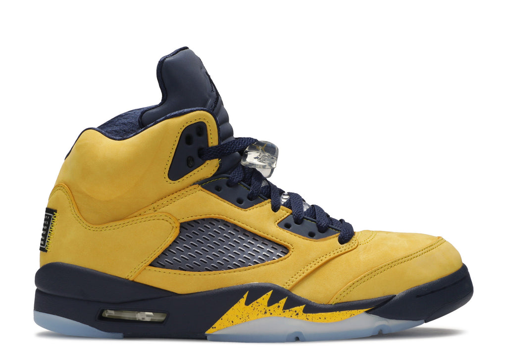 "Air Jordan 5 Retro ""Michigan"" CQ9541 704"