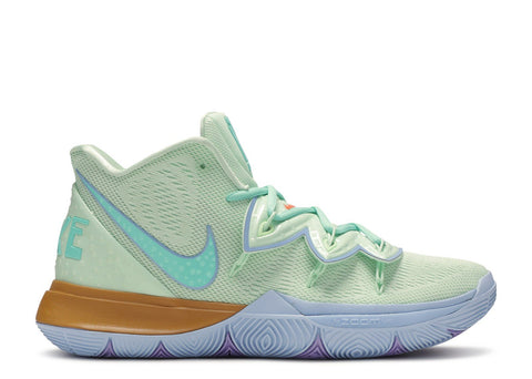"NIKE KYRIE 5 ""SQUIDWARD"" CJ6951 300"