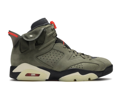 "Air Jordan 6 Retro ""TRAVIS SCOTT""  CN1084 200"