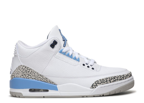 "AIR JORDAN 3 RETRO ""UNC 2020"" (B GRADE) CT8532 104"