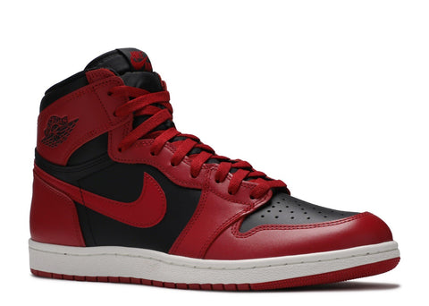 "Air Jordan 1 RETRO ""85 VARSITY RED"" BQ4422 600 ."