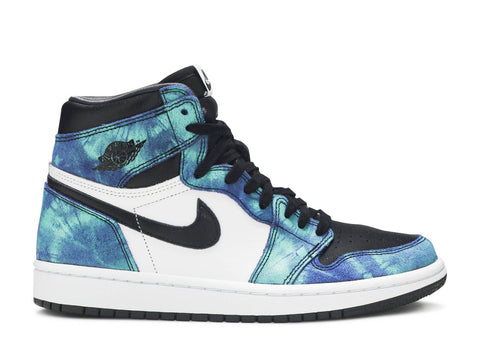 "Air Jordan 1 Retro High W ""TIE DYE"" CD0461 100"