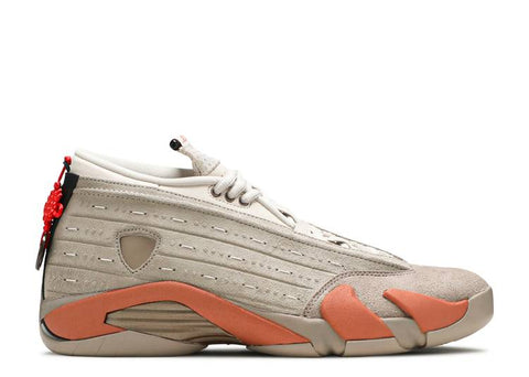 "Clot X Air Jordan 14 Retro ""TERRACOTTA"" DC9857 200"