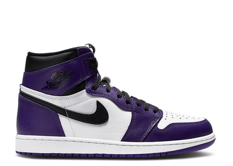 "Air Jordan 1 Retro High OG GS ""Court Purple 2.0""  575441 500"