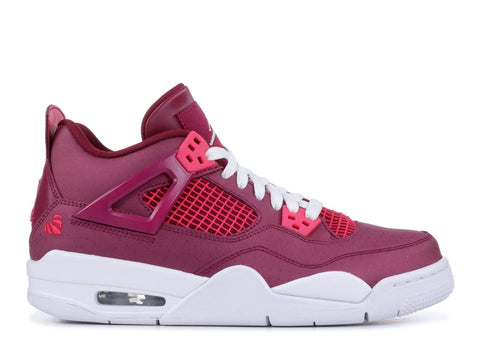 "AIR JORDAN 4 RETRO GS ""VALENTINES DAY 2019"" 487724 661"