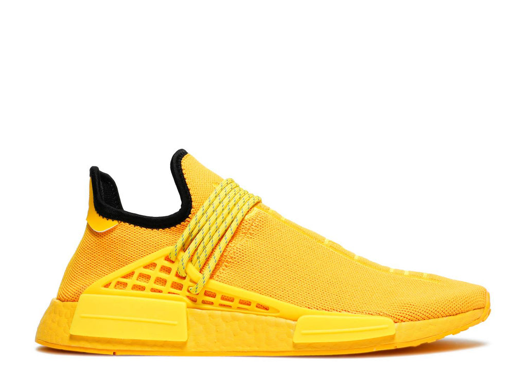 "Adidas Human Race NMD PHARRELL ""EXTRA EYE YELLOW"" GY0091"