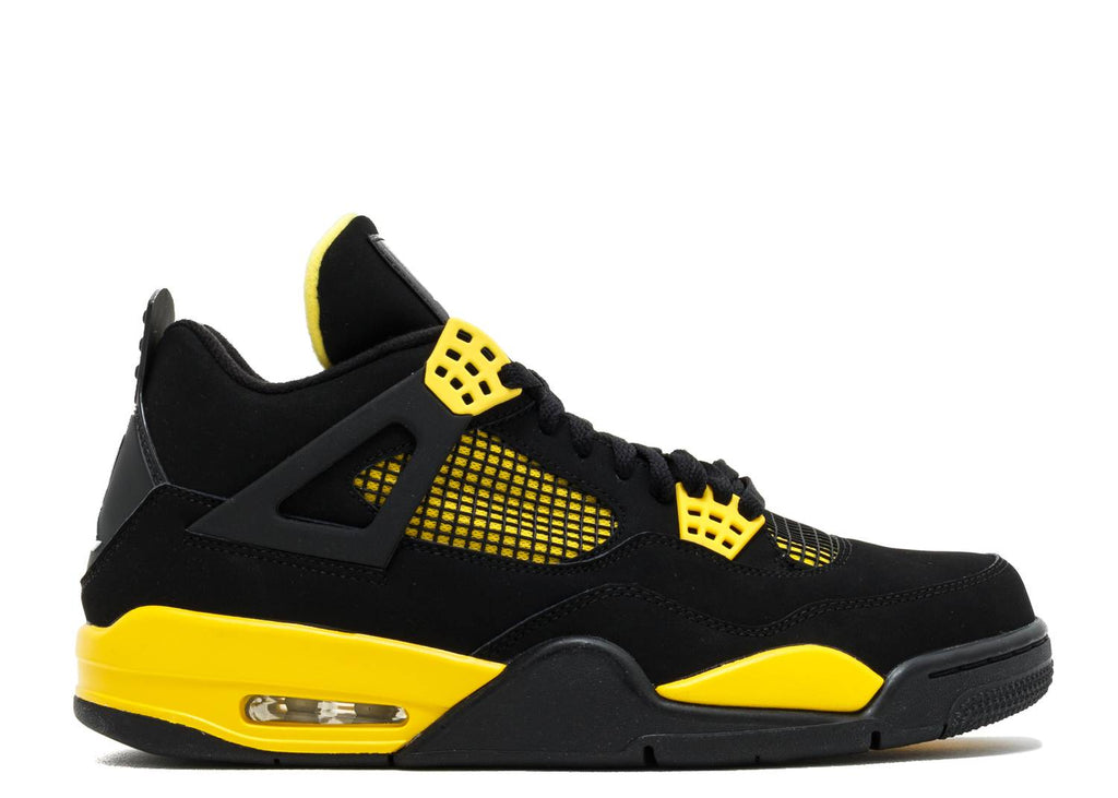 "AIR JORDAN 4 RETRO ""THUNDER"" 308497 008"