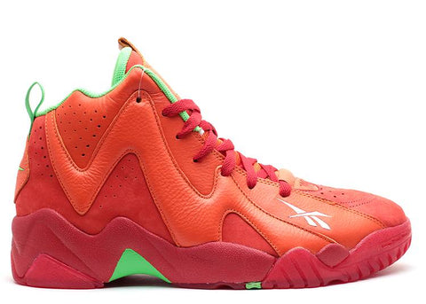 "REEBOK KAMIKAZE II X PACKER SHOES ""CHILI PEPPER"" V53622"