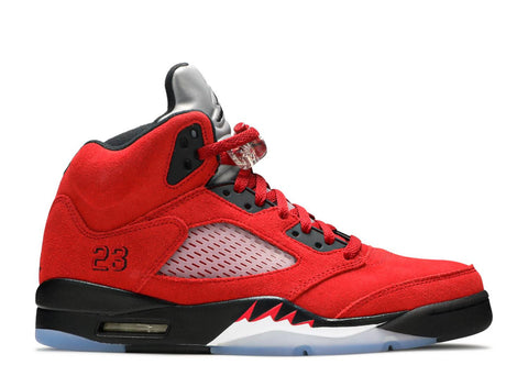 "AIR JORDAN 5 RETRO GS ""RAGING BULLS"" 440888 600"