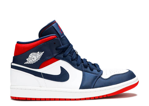 "Air Jordan 1 Mid ""USA""  852542 104"