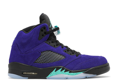 "Air Jordan 5 Retro ""ALTERNATE GRAPE"" 136027 500"