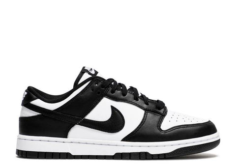 "NIKE DUNK LOW  ""BLACK WHITE"" DD1391 100"