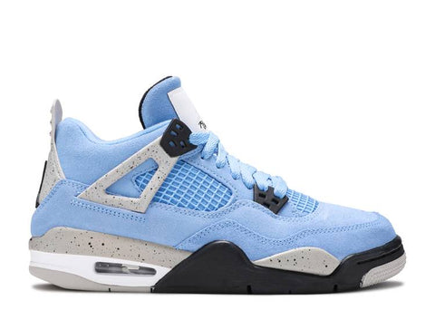 "AIR JORDAN 4 GS RETRO ""UNIVERSITY BLUE"" 408452 400"