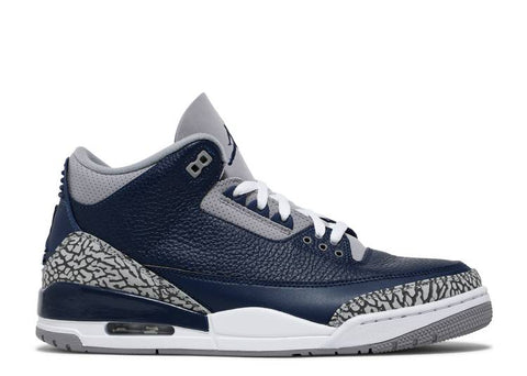 "AIR JORDAN 3 RETRO ""GEORGETOWN"" (2021) CT8532 401"