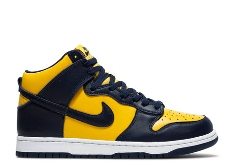 "Nike Dunk HIGH ""Michigan""  CZ8149 700"