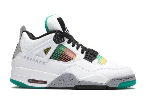 "Air Jordan 4 Retro W ""RASTA"" AQ9129 100"