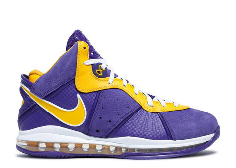 "Nike Lebron 8 QS ""LAKERS"" DC8380 500"