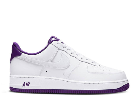 "Nike Air Force 1 '07 ""Voltage Purple"" CJ1380 100"