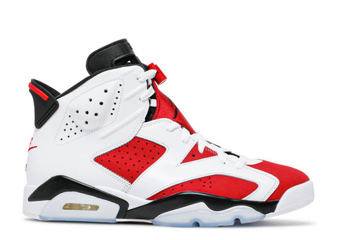 "AIR JORDAN 6 RETRO ""CARMINE 2021"" CT8529 106"