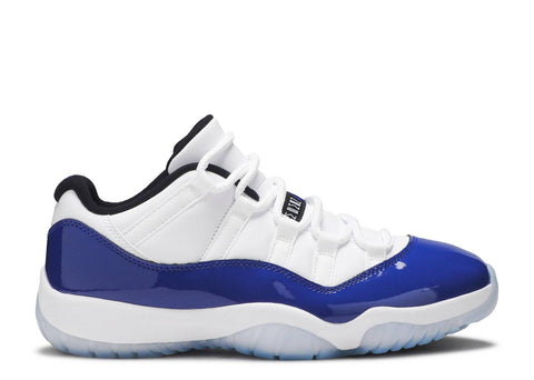 "Air Jordan 11 Low Retro W ""CONCORD"" AH7860 100"