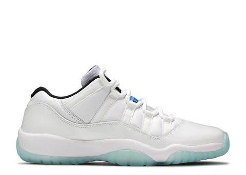 "Air Jordan 11 Retro (GS) ""LEGEND BLUE"" 528896 117"