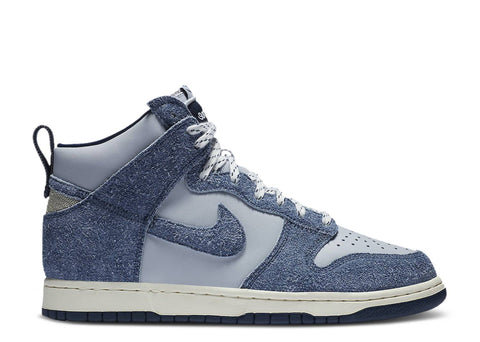 "NIKE DUNK HIGH ""BLUE VOID"" CW3092 400"