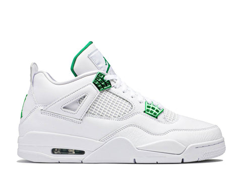 "AIR JORDAN 4 RETRO "" METALIC GREEN"" CT8527 113"