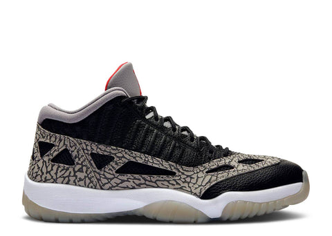 "Air Jordan 11 Low IE ""BLACK CEMENT"" 919712 006"