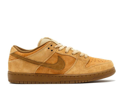 "NIKE DUNK SB LOW  ""REVERSE REESE FORBES WHEAT"" 883232 700"