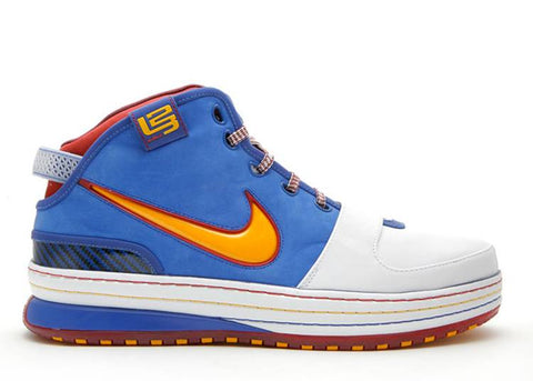 "Nike Air Lebron 6 ""SUPERMAN"" 346526 172"