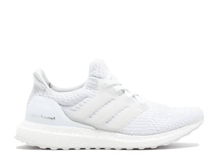 "ADIAS ULTRABOOST w  ""TRIPPLE WHITE"" BA7686"