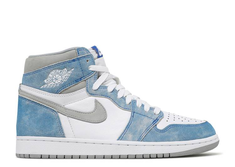 "AIR JORDAN 1 RETRO HIGH OG ""HYPER ROYAL"" 555088 402"