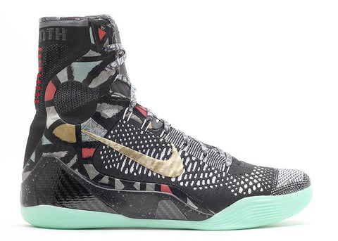 "Nike Air Kobe 9 Elite NOLA Gumbo League ""MAESTRO"" 630847 002"